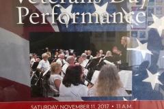 2017-11-11 Veterans Day Concert