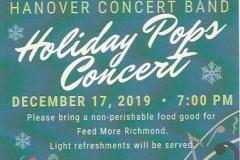 2019 Christmas Pops Concert