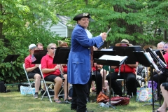 2019 July 4th - Our guest conductor